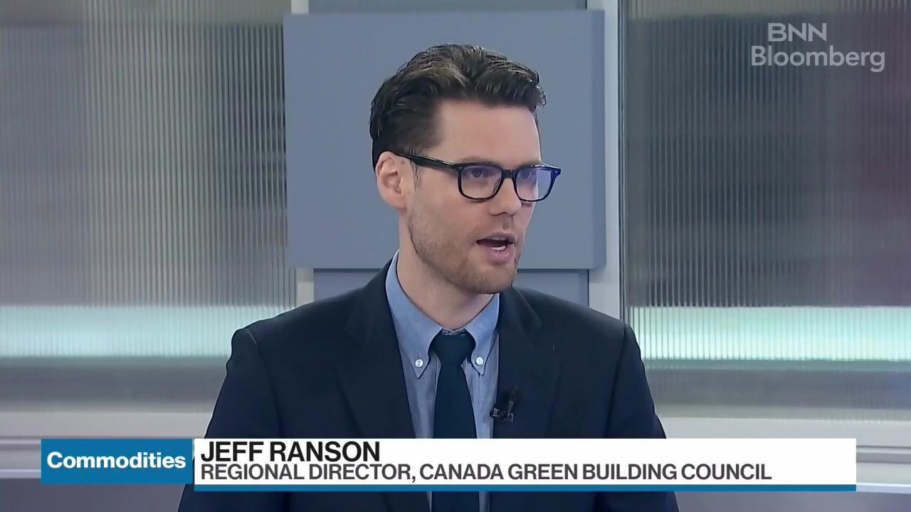 Jeff Ranson BNN Bloomberg